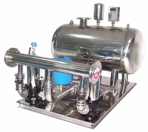 供暖自动供水停水电路图