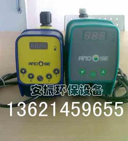 混凝剂及絮凝剂助凝剂计量泵