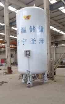 供应液氮低温储罐
