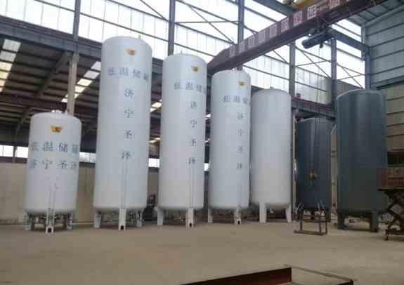 供应LCO2低温储罐