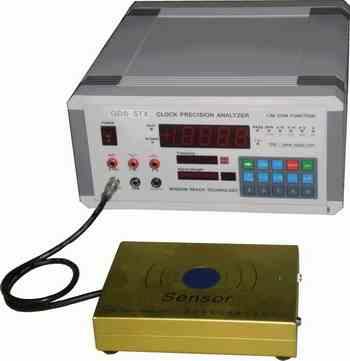 汽车电子钟测试仪